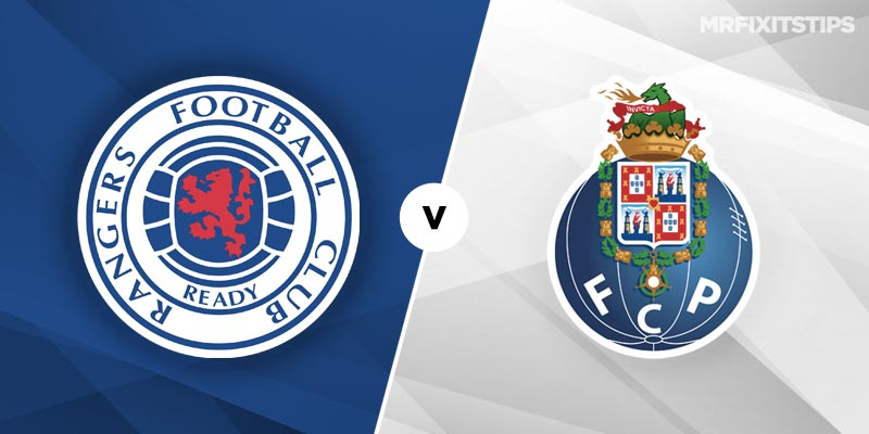 Rangers vs FC Porto Betting Tips and Predictions