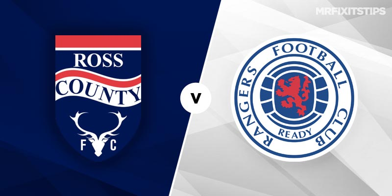 Ross County vs Rangers Betting Tips and Predictions
