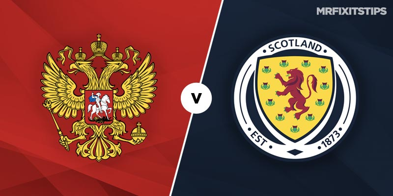 Russia vs Scotland Betting Tips and Predictions