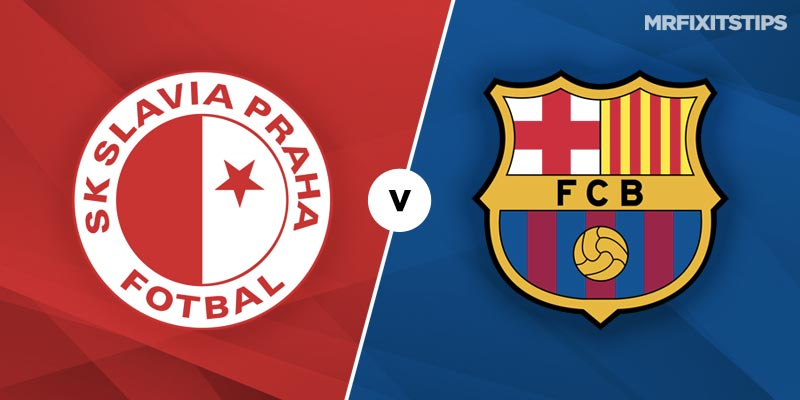 Slavia Prague vs Barcelona Betting Tips and Predictions