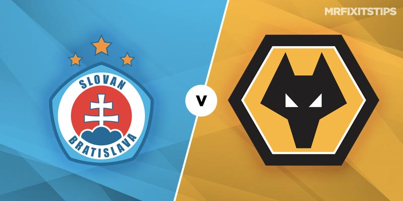 Slovan Bratraislava vs Wolves Betting Tips and Predictions