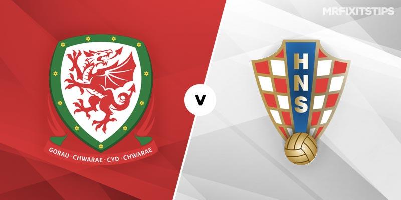 Wales vs Croatia Betting Tips and Predictions