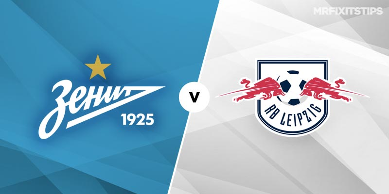 Zenit St Petersburg vs RB Leipzig Betting Tips and Predictions