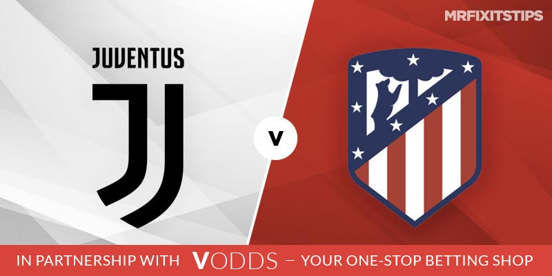 Juventus vs Atletico Madrid Betting Tips and Predictions