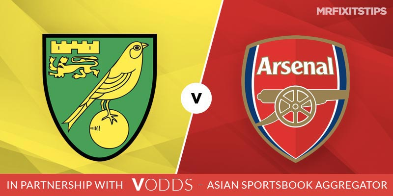 Norwich vs Arsenal Betting Tips and Predictions