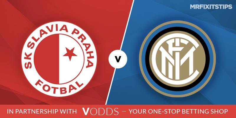 Slavia Prague vs Inter Milan Betting Tips and Predictions