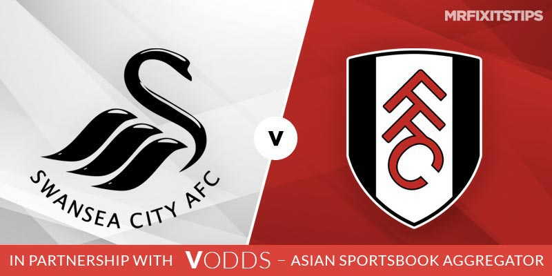 Swansea City  vs Fulham Betting Tips and Predictions