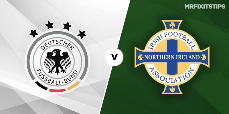 Germany vs Northern Ireland Betting Tips and Predictions