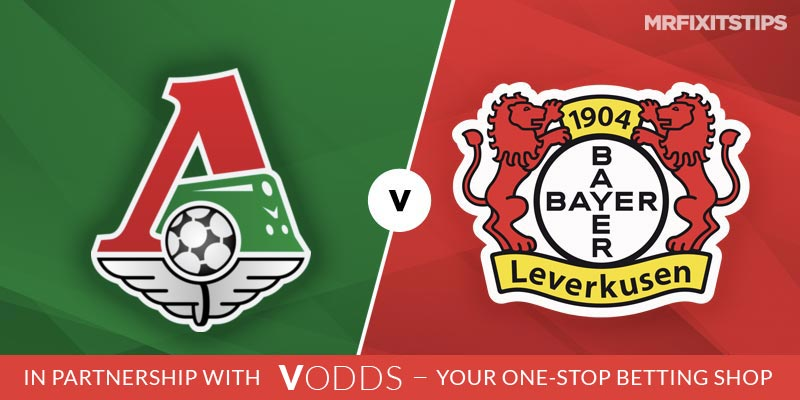 Lokomotiv Moscow vs Bayer Leverkusen Betting Tips and Predictions