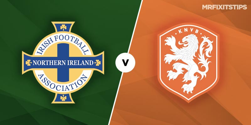 Northern Ireland vs Netherlands Betting Tips and Predictions