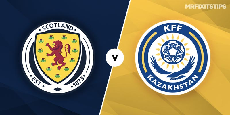 Scotland vs Kazakhstan Betting Tips and Predictions