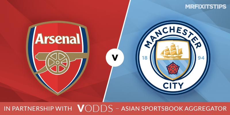 Arsenal vs Man City Betting Tips and Predictions