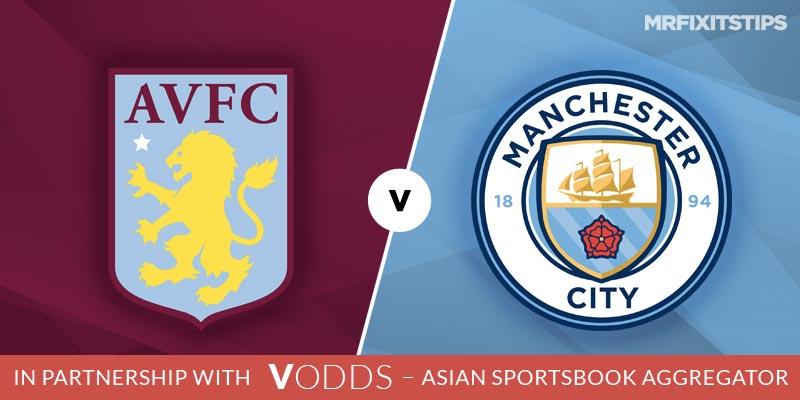 Aston Villa vs Man City Betting Tips and Predictions