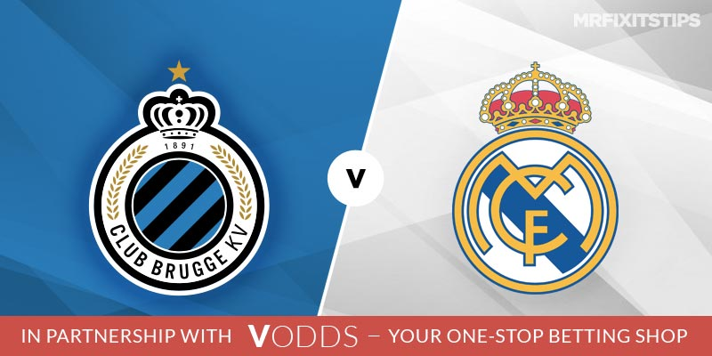 Club Brugge vs Real Madrid Betting Tips and Predictions