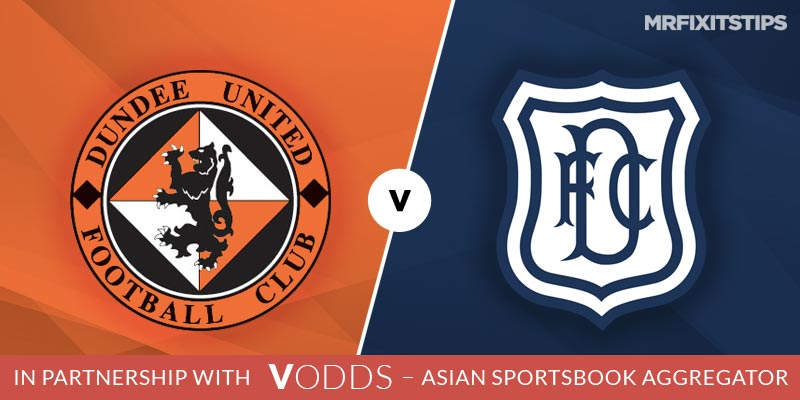 Dundee United vs Dundee Betting Tips and Predictions