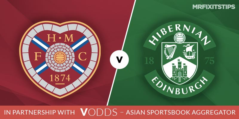 Hearts vs Hibs Betting Tips and Predictions