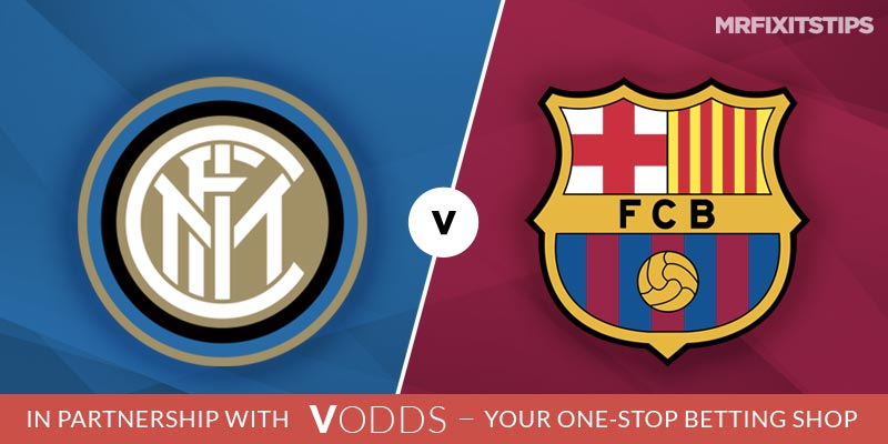 Inter Milan vs Barcelona Betting Tips and Predictions