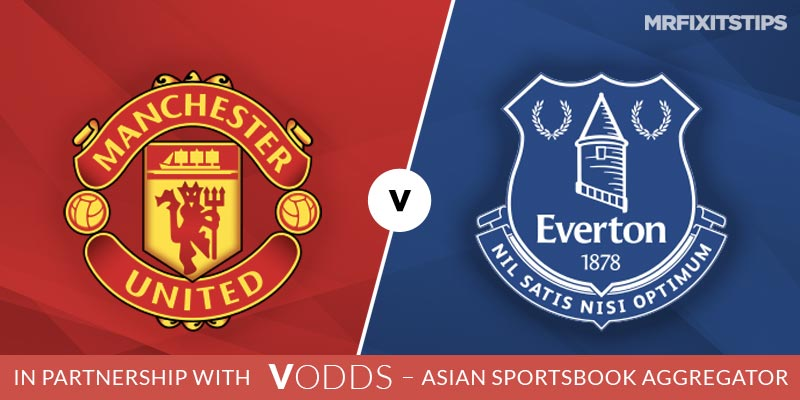 Manchester United vs Everton Betting Tips and Predictions