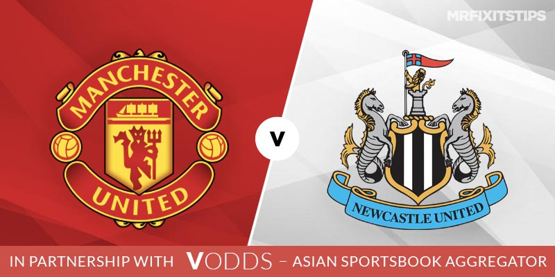 Manchester United vs Newcastle United Betting Tips and Predictions