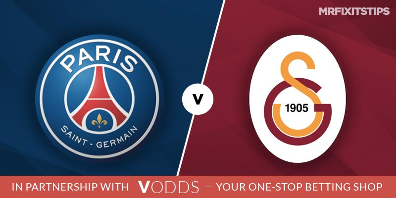 PSG Rout Galatasaray In Group A Finale