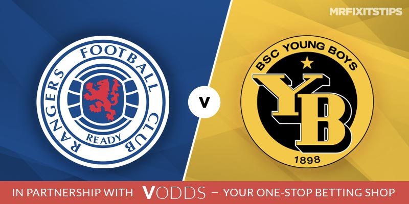 Rangers vs Young Boys Betting Tips and Predictions