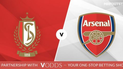 Standard Liege vs Arsenal Betting Tips and Predictions