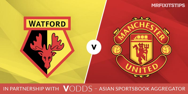 Watford vs Manchester United Betting Tips and Predictions