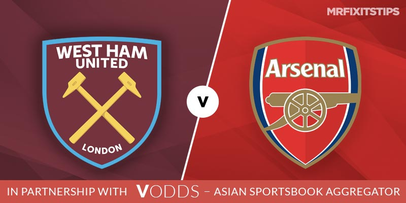 West Ham vs Arsenal Betting Tips and Predictions
