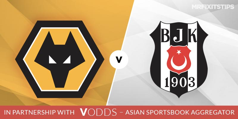 Wolves vs Besiktas Betting Tips and Predictions