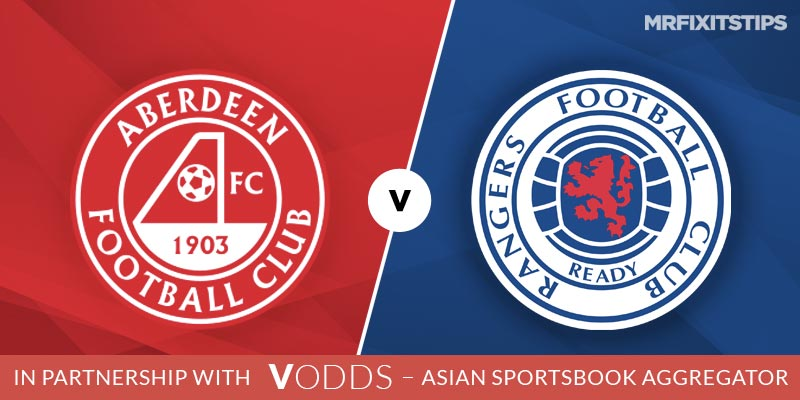 Aberdeen vs Rangers Betting Tips and Predictions