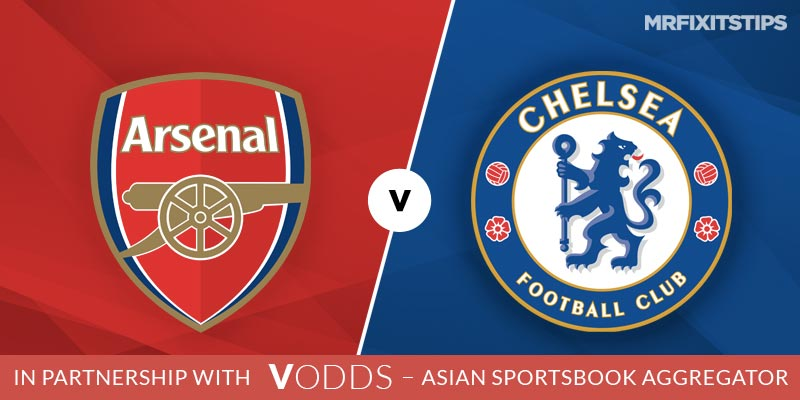 Arsenal vs Chelsea Betting Tips and Predictions
