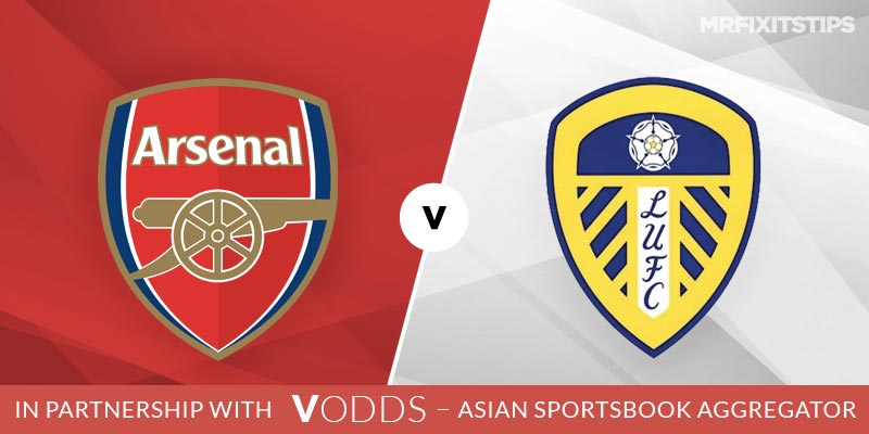 Arsenal vs Leeds United Betting Tips and Predictions