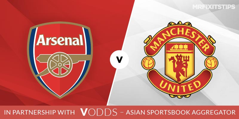 Arsenal vs Manchester United Betting Tips and Predictions