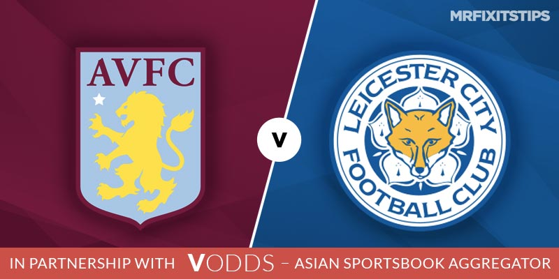 Aston Villa vs Leicester City Betting Tips and Predictions