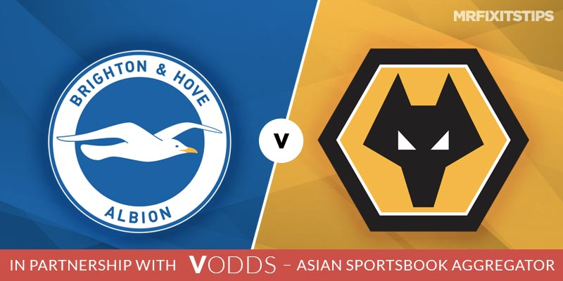 Brighton and Hove Albion vs Wolves Betting Tips and Predictions