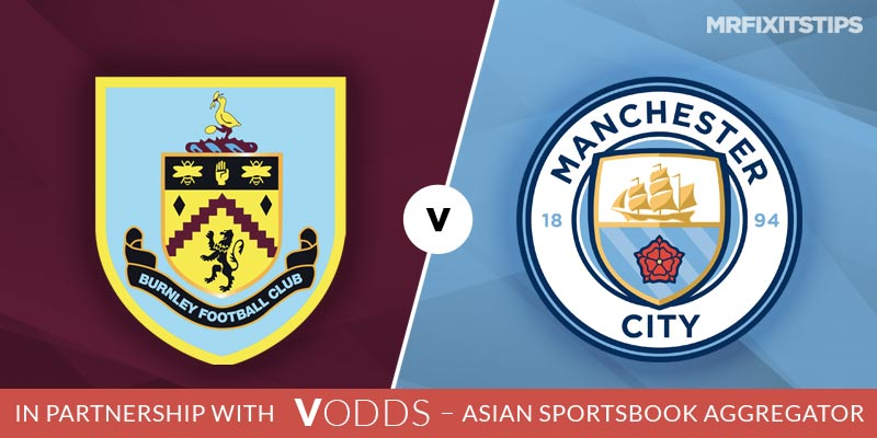 Burnley vs Manchester City Betting Tips and Predictions