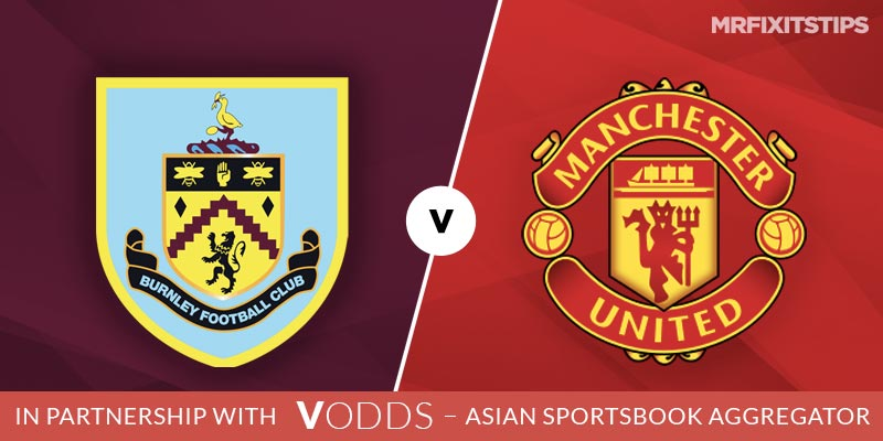 Burnley vs Manchester United Betting Tips and Predictions