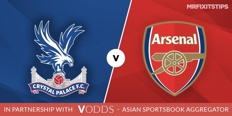 Crystal Palace vs Arsenal Betting Tips and Predictions