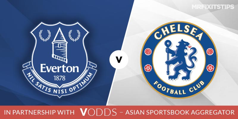 Everton vs Chelsea Betting Tips and Predictions