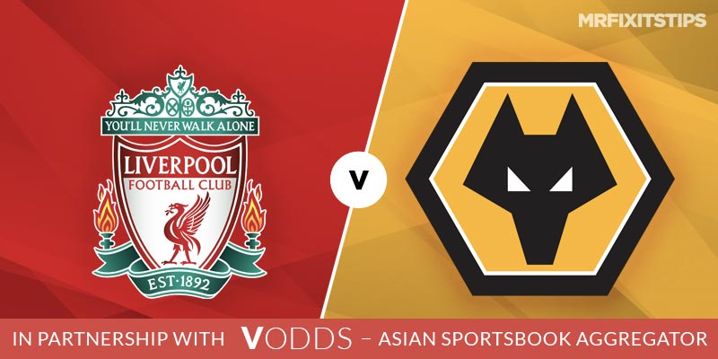 Liverpool vs Wolves Betting Tips and Predictions