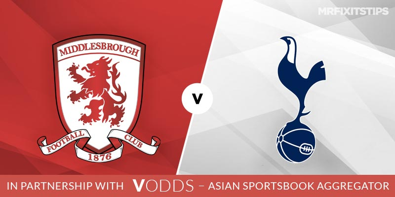 Middlesbrough vs Tottenham Betting Tips and Predictions
