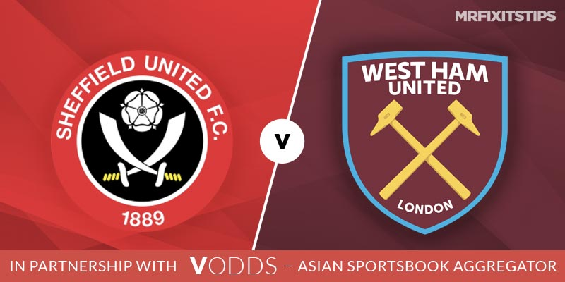 Sheffield United vs West Ham Betting Tips and Predictions