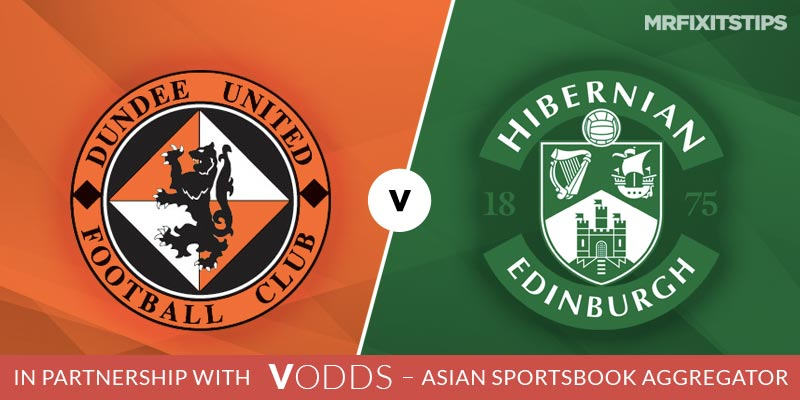 Dundee United vs Hibernian Betting Tips and Predictions