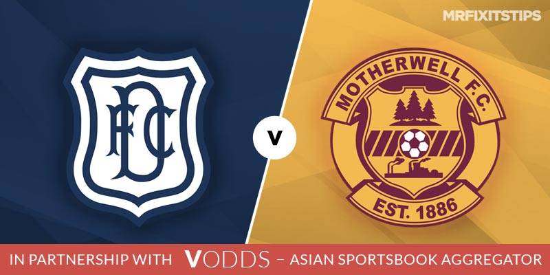 Dundee vs Motherwell Betting Tips and Predictions