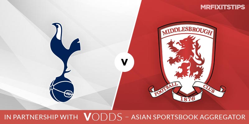 Tottenham vs Middlesbrough Betting Tips and Predictions