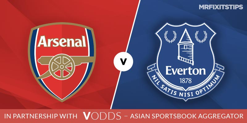 Arsenal vs Everton Betting Tips and Predictions