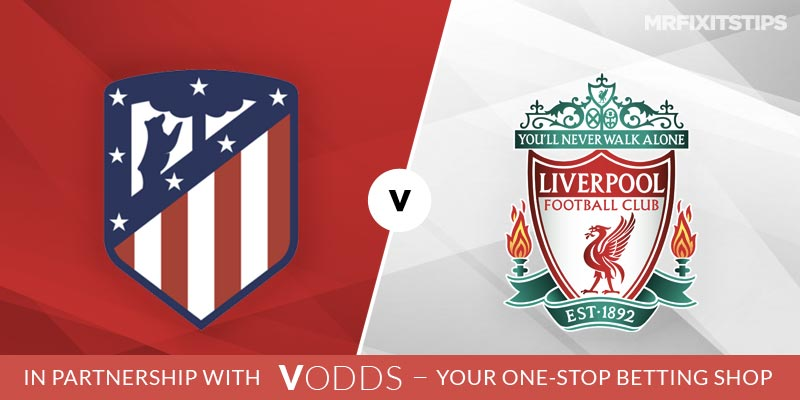 Atletico Madrid vs Liverpool Betting Tips and Predictions