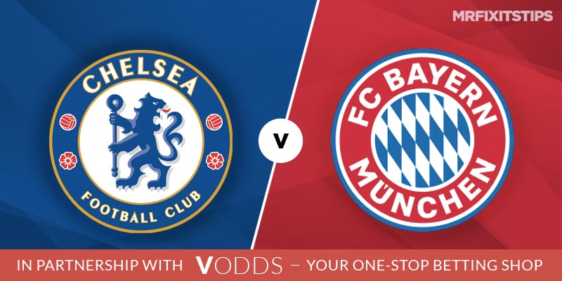 Chelsea vs Bayern Munich Betting Tips and Predictions