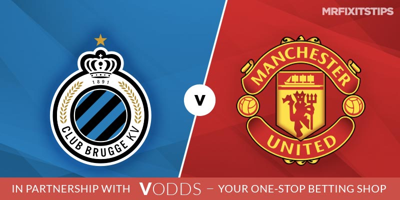 Club Brugge vs Man United Betting Tips and Predictions