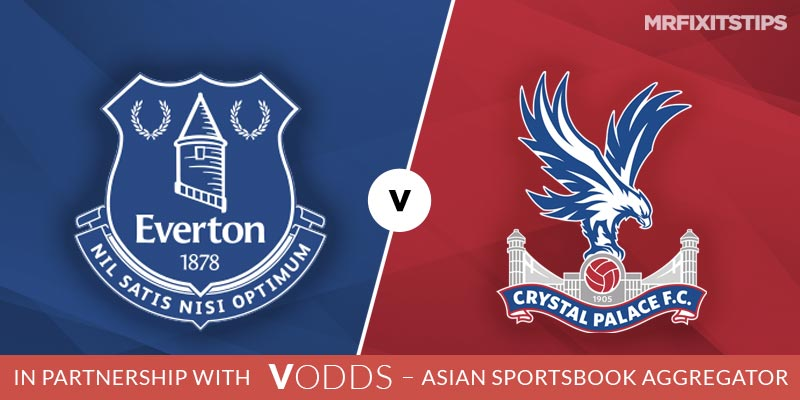 Everton vs Crystal Palace Betting Tips and Predictions